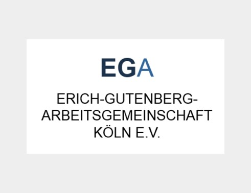 Vortrag von Fabian Schüler auf der EGA Wissenstagung 2018
