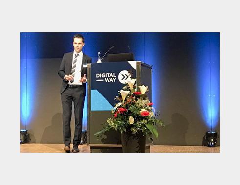 Fit for Platform? Vortrag von Fabian Schüler auf dem AMB Digital Way Kongress