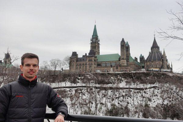 ITOP-Doktorand auf der ISPIM Connect 2019 in Ottawa